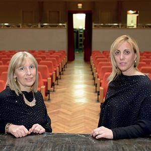 Lucia Barbieri e Luisa Sacco